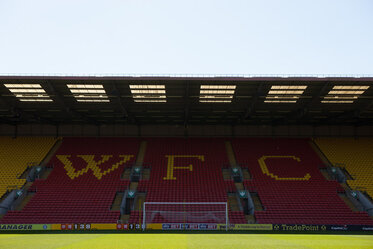 Watford Football Club Vicarage Road Stadium