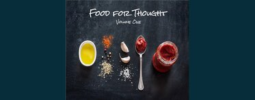SA Law recipe book food for thought volume 1
