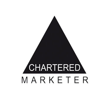 Julie Gingell, Chartered Marketer Logo