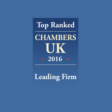 Chambers & Partners 2015 SA Law Leading Firm