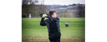 WFC Golf Day 2017 Rob Ryall at The Grove